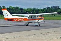 C-GNUO @ CYRO - Cessna 172M Skyhawk [172-65252] Rockcliffe~C 19/06/2005 - by Ray Barber
