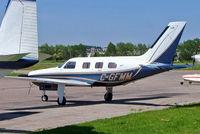 C-GFMM @ CYKZ - Piper PA-46-310P Malibu [46-8608008] Toronto-Buttonville~C 22/06/2005 - by Ray Barber