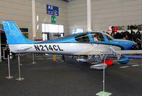 N214CL @ EDNY - Friedrichshafen AERO2013 - by Sergey Ryabtsev