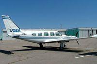 C-GAKM @ CYKZ - Piper PA-31-310 Navajo [31-577] (Aero Academy Inc) Toronto-Buttonville~C 22/06/2005 - by Ray Barber