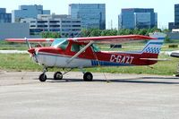C-GAZT @ CYKZ - Cessna A.150L Aerobat [A150-0378] Toronto-Buttonville~C 22/06/2005 - by Ray Barber
