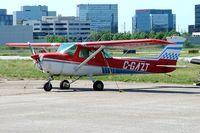 C-GAZT @ CYKZ - Cessna A.150L Aerobat [A150-0378] Toronto-Buttonville~C 22/06/2005 - by Ray Barber