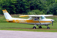 C-GNNZ @ CNJ4 - Cessna 150M [150-76790] Orillia~C 21/06/2005 - by Ray Barber