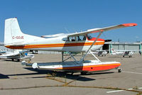 C-GDJE @ CYKZ - Cessna A.185E Skywagon 185 [185-1207] Toronto-Buttonville~C 22/06/2005 - by Ray Barber