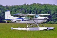 C-GDYQ @ CNJ4 - Cessna A.185F Skywagon 185 [185-02999] Orillia~C 21/06/2005 - by Ray Barber