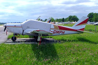 C-GMPH @ CYRO - Piper PA-24-180 Comanche [24-1694] Rockcliffe~C 19/06/2005 - by Ray Barber