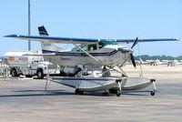 C-GGSG @ CYTZ - Cessna TU.206G Turbo Stationair 6 [U206-05852] (Cameron Air Service) Toronto-City Centre Airport~C 22/06/2005 - by Ray Barber