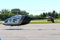 C-GGSX @ CYKZ - Bell 206B-3 Jet Ranger III[3964] (Helitours) Toronto-Buttonville~C 22/06/2005 - by Ray Barber
