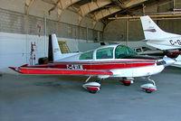 C-GHLN @ CYTZ - Grumman American AA-5A Cheetah [AA5A-0181] Toronto-City Centre Airport~C 22/06/2005 - by Ray Barber