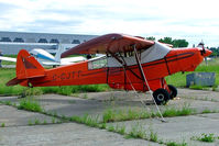 C-GJTT @ CYRO - WAG-Aero Super CUBy [1066] Rockcliffe~C 19/06/2005 - by Ray Barber