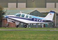 D-EWUI @ EGHH - Lifting off 26 - by John Coates