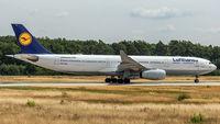 D-AIKL @ EDDF - departure from Frankfurt - by Friedrich Becker