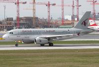 A7-CJB @ LOWW - Qatar Airways - by Loetsch Andreas