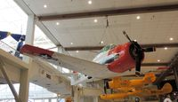 138326 @ NPA - NORTH AMERICAN T-28B TROJAN - by dennisheal