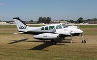 N320K @ KOSH - Cessna 320