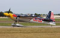 N423KC @ KOSH - Edge 540 - by Mark Pasqualino