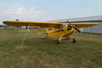 N3293N @ 40I - At Red Stewart Airfield in Waynesville, OH - by Chase Dollar
