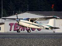 N2716X @ PAJN - Landing at PAJN.