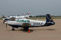 N398JF @ AFW - At Alliance Airport - Ft. Worth, TX