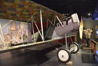 N43C @ KBFI - At the Museum of flight in Seattle
