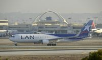 CC-BDO @ KLAX - Taxiing to gate at LAX - by Todd Royer