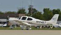 N104ET @ KOSH - Airventure 2013