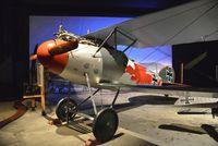 N36DV @ KBFI - Museum of Flight
