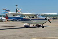 C-GVAX @ CYTZ - Cessna 172M Skyhawk [172-61236] Toronto-City Centre Airport~C 22/06/2005 - by Ray Barber