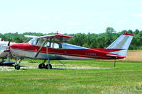 C-GWTM @ CPU6 - Cessna 172A [46904] Tyendinaga-Mohawk~C 20/06/2005 - by Ray Barber