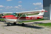 C-GXBS @ CPU6 - Cessna 172M Skyhawk [172-67067] Tyendinaga-Mohawk~C 20/06/2005 - by Ray Barber