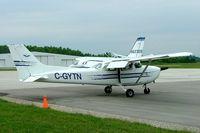 C-GYTN @ CYLS - Cessna 172N Skyhawk [172-68671] Lake Simcoe Regional Airport~C 21/06/2005 - by Ray Barber