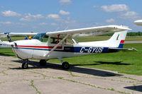 C-GYUS @ CPU6 - Cessna 172N Skyhawk [172-68893] Tyendinaga-Mohawk~C 20/06/2005 - by Ray Barber