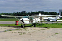 C-GYWN @ CYRO - Cessna 172N Skyhawk [172-68628] Rockcliffe~C 19/06/2005 - by Ray Barber