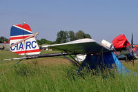 C-IARC @ CNU8 - Pioneer Flightstar [609] Markham~C 22/06/2005 - by Ray Barber