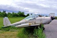 C-GVXW @ CYND - Bushby-Long Midget Mustang Mk.II [503] Gatineau~C 18/06/2005 - by Ray Barber