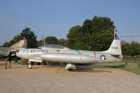 51-8786 @ NONE - 51-8786 T-33 now on display off-airport at Bowling Green KY - by Pete Hughes