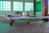C-GQQP @ CPU6 - Piper PA-28-140 Cherokee Cruiser [28-7625233] Tyendinaga-Mohawk~C 20/06/2005 - by Ray Barber