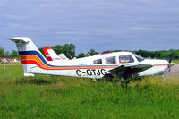C-GTJG @ CYRO - Piper PA-28RT-201 Arrow IV [28R-7918284] Rockcliffe~C 19/06/2005 - by Ray Barber