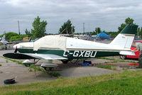 C-GXBU @ CYRO - Piper PA-28-180 Cherokee C [28-2095] Rockcliffe~C 19/06/2005 - by Ray Barber