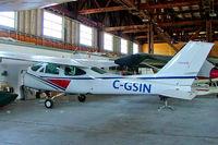C-GSIN @ CPU6 - Cessna 177RG Cardinal RG [177RG-0668] Tyendinaga-Mohawk~C 20/06/2005 - by Ray Barber