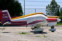C-GVLT @ CYGK - Grumman American AA-1C Lynx [AA1C-0155] Kingston~C 20/06/2005 - by Ray Barber