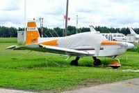 C-GVOE @ CYRP - Grumman American AA-5B Tiger [AA5B-1114] Ottawa-Carp~C 19/06/2005 - by Ray Barber