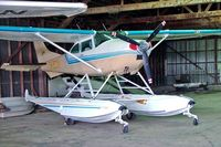 C-GYFC @ CNJ4 - Cessna 182L Skylane [182-59278] Orillia~C 21/06/2005 - by Ray Barber