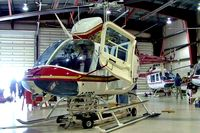 C-GZRS @ CYRP - Bell 206L3 LongRanger III [51146] (Heli-Transport) Ottawa-Carp~C 19/06/2005 - by Ray Barber