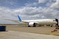 B-2737 @ FTW - Boeing 787 at Meacham Field - Fort Worth, TX - by Zane Adams