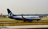 N336AT @ KATL - Takeoff Atlanta - by Ronald Barker