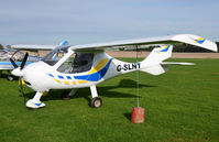 G-SLNT @ X3CX - Parked at Northrepps. - by Graham Reeve