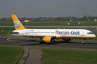 D-ABNF @ EDDL - Thomas Cook powered bij Condor - by Triple777