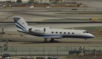 N883LS @ KOSH - Taxiing to parking at LAX