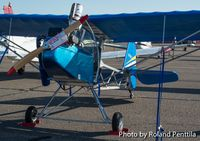 N116TJ @ AEG - EAA Fly-in for Chapter 179 in Albuquerque, New Mexico - by Roland Penttila